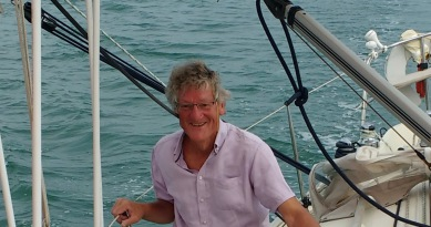 Andrew Edmond Yacht Surveyor Greece and UK south coast